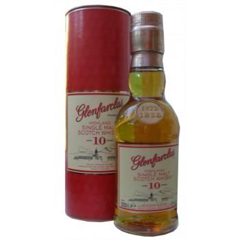 Glenfarclas 10 Year Old 200ml Single Malt Whisky