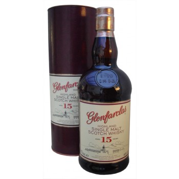 Glenfarclas 15 Year Old Single Malt Whisky