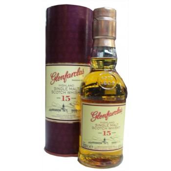 Glenfarclas 15 Year Old 20cl Single Malt Whisky