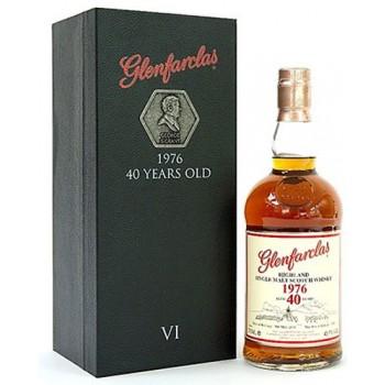 Glenfarclas 1976 40 year Old Single Malt Whisky