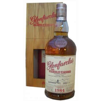 Glenfarclas 1984 Family Cask Single Malt Whisky