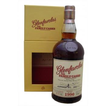 Glenfarclas 1990 Family Cask Single Malt Whisky
