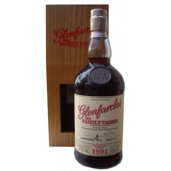 Glenfarclas 1991 Family Cask Single Malt Whisky