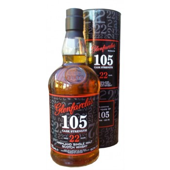 Glenfarclas 22 Year Old 105 Cask Strength Single Malt Whisky