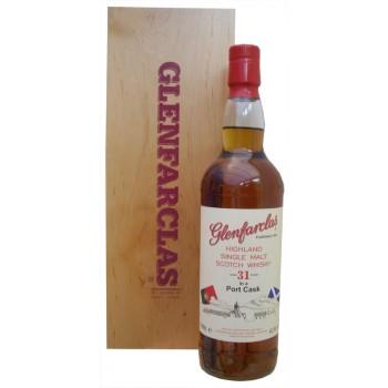 Glenfarclas 31 Year Old Port Cask Single Malt Whisky