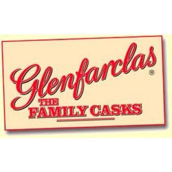 Glenfarclas Family Cask whisky tasting ticket