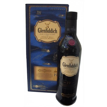 Glenfiddich 19 Year Old Age of Discovery Bourbon Cask Single Malt whisky