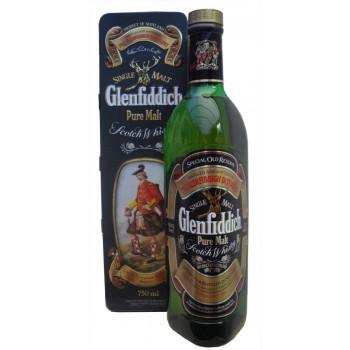 Glenfiddich Clan Kennedy 750ml Single Malt Whisky