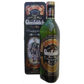 Glenfiddich Clan MacPherson Tin Pure Malt Whisky