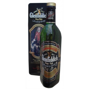 Glenfiddich Pure Malt  Clan Sutherland 75cl Single Malt Whisky