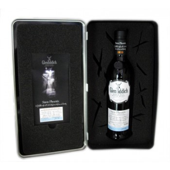 Glenfiddich Snow Phoenix Limited Edition Single Malt Whisky