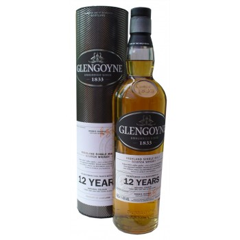 Glengoyne 12 Year Old Single Malt Whisky