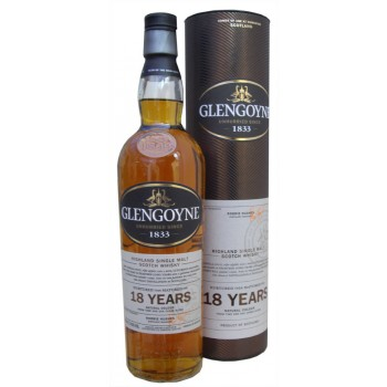 Glengoyne 18 Year Old Single Malt Whisky