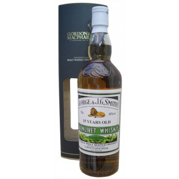 Glenlivet 15 Year (George Smith) Old Single Malt Whisky
