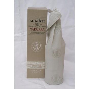 Glenlivet 16 Year Old Nadurrra Batch 0410J Single Malt Whisky