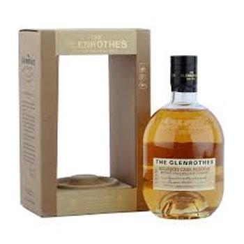 Glenrothes Bourbon Cask Reserve Single Malt Whisky