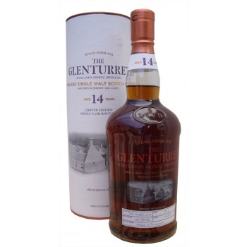 Glenturret 1992 14 Year Old Single Malt Whisky
