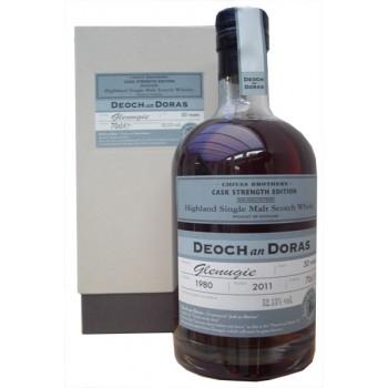 Glenugie 1980 30 Year Old Whisky