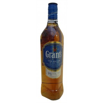 Grants Ale Cask