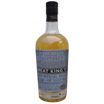 Compass Box Experimental Batch 1 Smoky Blended Scotch Whisky