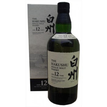 Hakushu 12 Year Old Single Malt Whisky