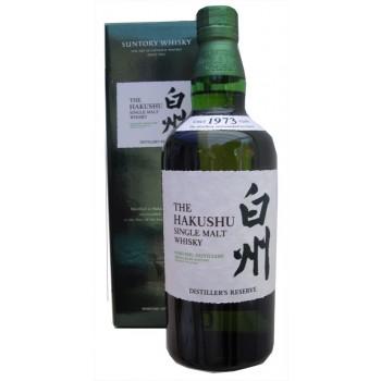 Hakushu Distillers Reserve Single Malt Whisky