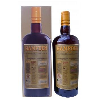 Hampden Estate Single Jamaican Rum