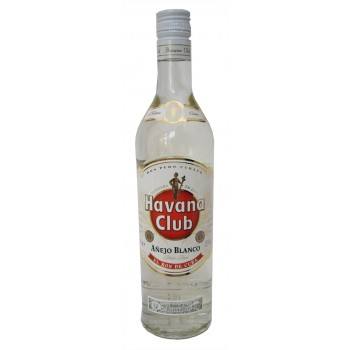 Havana Club Anos Blanco 70cl