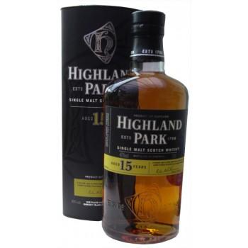 Highland Park 15 Year Single Malt Whisky
