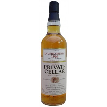 Invergordon 1964 Single Grain Whisky