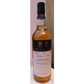 Invergordon 1988 29 Year old Single Grain Whisky