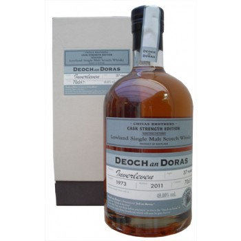 Inverleven 1973 37 Year Old Deoch an Doras Single Malt Whisky