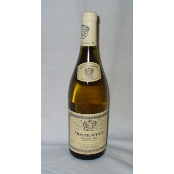Montrachet Grand Cru 2001