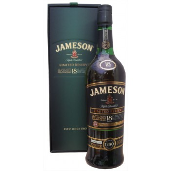 Jameson 18 Year Old Limited Reserve Whiskey