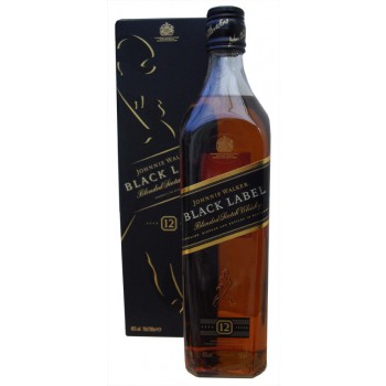 Johnnie Walker 12 Year Old Black Label Whisky