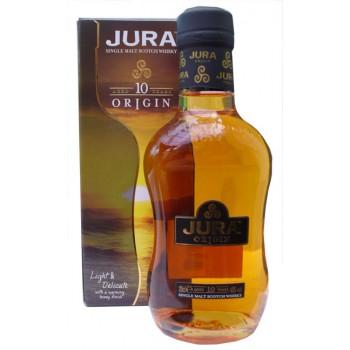 Jura 10 Year Old Origin 35cl Single Malt Whisky