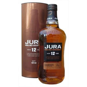 Jura 12 Year Old Single Malt Whisky