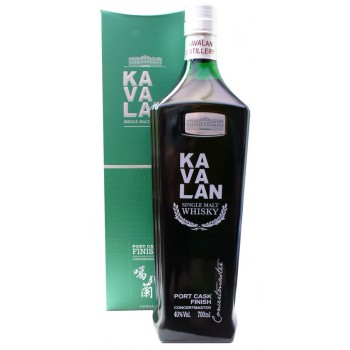 Kavalan Concert Master Port Finish Single Malt Whisky