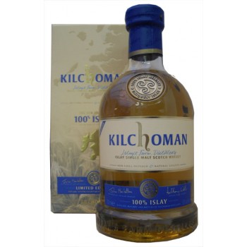 Kilchoman 100% Islay Fourth Edition Single malt Whisky