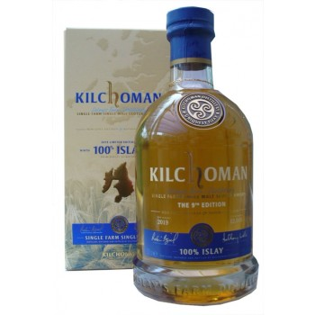 Kilchoman 100% Islay Barley 9th Edition Single Malt Whisky