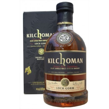 Kilchoman Loch Gorm 2020 Release Single Malt Whisky