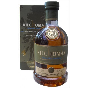 Kilchoman 2010 Original Cask Strength Single Malt Whisky