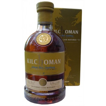 Kilchoman 2011 Sauternes Cask Single Malt Whisky