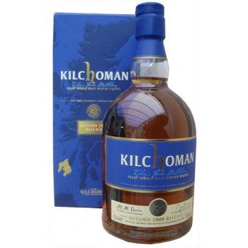 Kilchoman Autumn 2009 Single Malt Whisky
