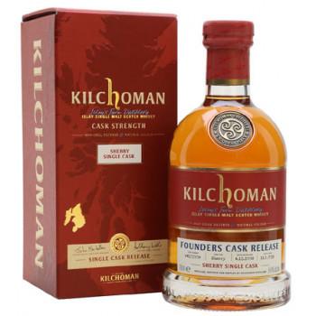 Kilchoman Single Cask Red Wine Finish Single Malt Whisky
