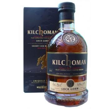 Kilchoman Loch Gorm 2019 Release Single Malt Whisky