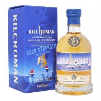 Kilchoman Machir Bay Cask Strength 2020 Release