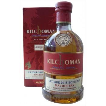 Kilchoman UK Tour Machir Bay 2015 Single Malt Whisky