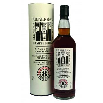 Kilkerran 8 Year Old Sherry Cask Matured Cask Strength Single Malt Whisky