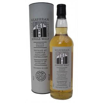 Kilkerran Work In Progress 2 Single Malt Whisky